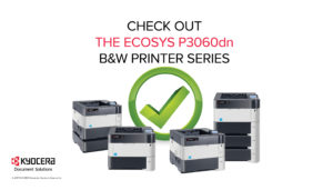 Kyocera ECOSYS P3060dn series