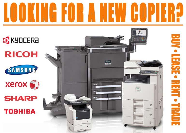 Copier sales Copier lease