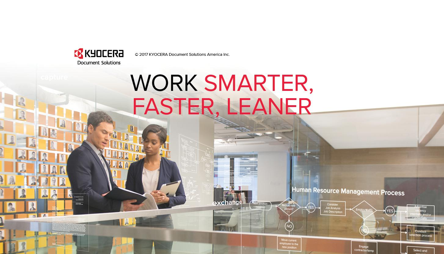 work smarter copier printer solutions