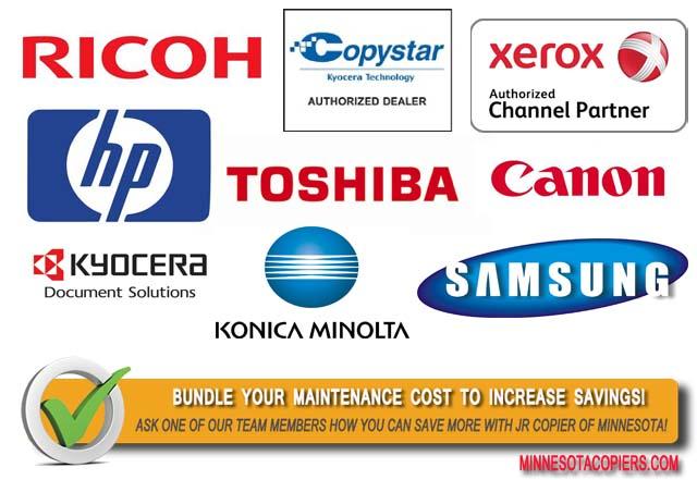 Copier sales & service Twin Cities MN
