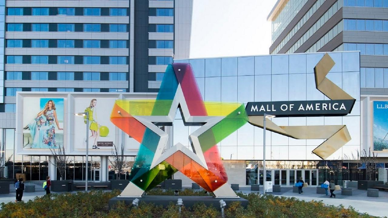 Mall of America Bloomington, mn