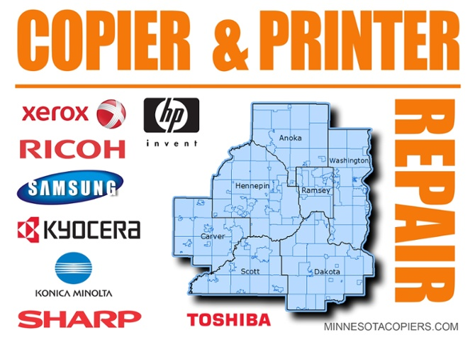 HP Printer Repair | Laser Printer Service