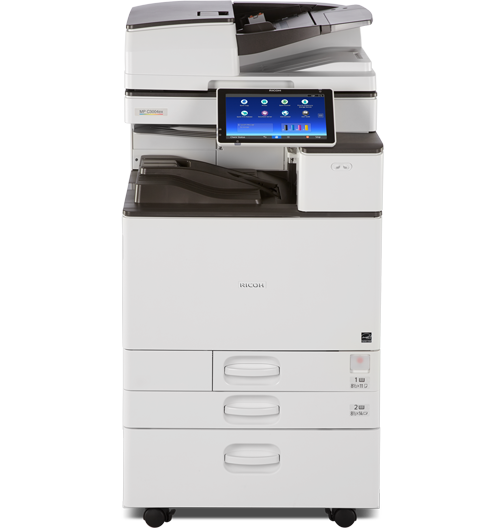 Ricoh MP C3404 Copier