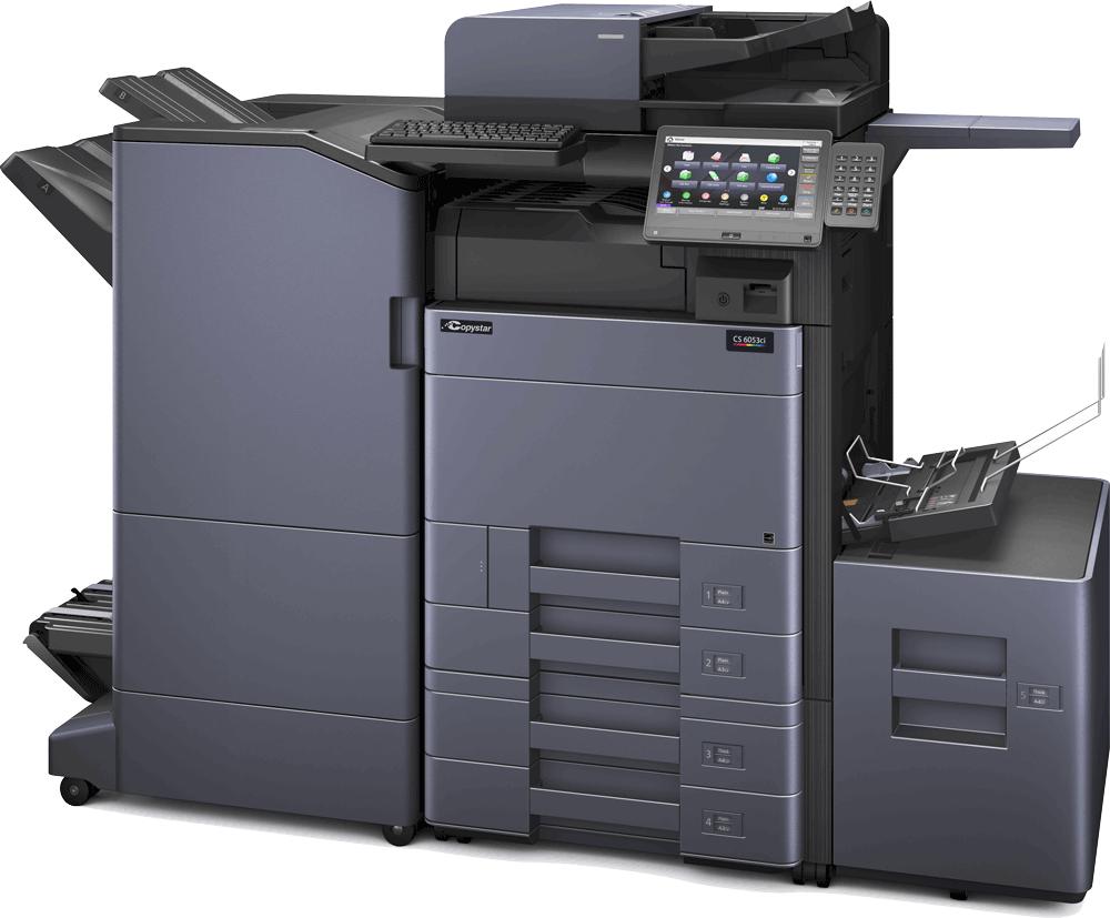 Kyocera CS 6053 copier